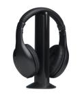 bezdrátová sluchátka přes hlavu Carneo W9