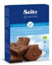 Bezlepková směs na čokoládové piškotové těsto Seitz