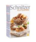 Bezlepkové žemličky Schnitzer