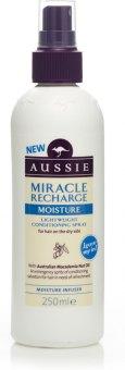 Péče na vlasy bezoplachová Miracle Recharge Moisture Aussie