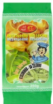 Těstoviny bezvaječné A. T. International