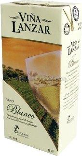 Víno bílé Viňa Lanzar