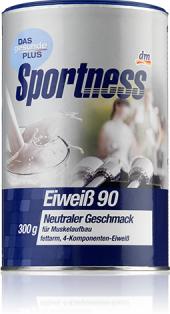 Koktejl bílkovinový Sportness Das gesunde Plus