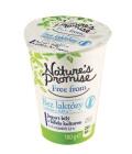 Bílý jogurt bez laktózy Free From Nature's Promise
