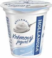 Bílý jogurt krémový Hollandia