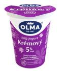 Bílý jogurt krémový Olma