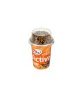 Bilý jogurt s müsli Active Bifi Pilos