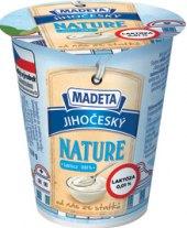 Bílý jogurt bez laktózy Jihočeský Madeta