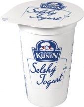 Bílý jogurt selský Kunín