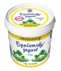 Bílý jogurt smetanový Opočenský Bohemilk