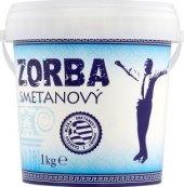 Bílý jogurt smetanový Zorba