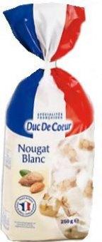 Bílý nugát Duc De Coeur
