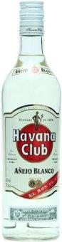 Rum bílý Aňejo Blanco Havana club