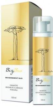 Bio baobabový olej Bigbao