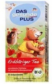 Čaj bylinný bio Das gesunde Plus