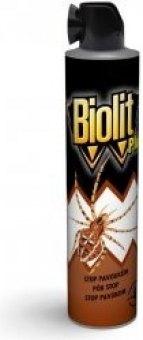 Přpravek proti pavoukům a lezoucímu hmyzu sprej Plus Biolit