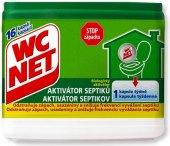 Aktivátor septiků biologický WC Net