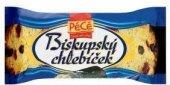 Chlebíček biskupský Pécé