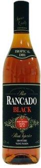Rum Black Ron Rancado