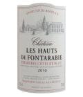 Víno Blaye Les Hauts de Fontarabie