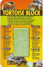 Doplněk stravy pro želvy krmný blok Zoomed