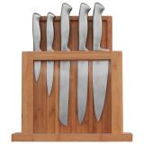 Blok na nože s noži Homeware