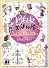 Blok zábavy Víly a princezny