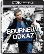 Blu - Ray film Bourneův odkaz