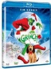 Blu - Ray film Grinch