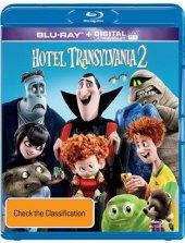 Blu - ray Hotel Transylvánie 2