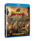 Blu-ray Jumanji: Vítejte v džungli