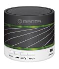 Bluetooth reproduktor Manta SPK 403