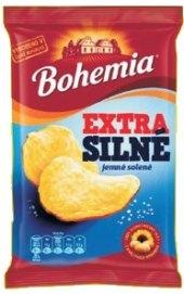 Chipsy extra silné Bohemia Chips