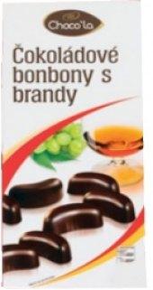 Bonboniéra Čokoládové bonbony s náplní Choco'la