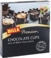 Bonboniéra čokoládové košíčky Premium Billa