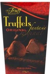 Bonboniéra čokoládové lanýže Delitruff