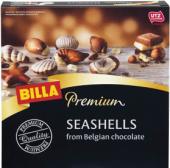 Bonboniéra pralinky belgické mořské plody Premium Billa