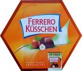 Bonboniéra pralinky Küsschen Ferrero
