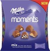 Bonboniéra Pralinky Moments Milka