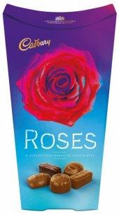 Bonboniéra Růže Cadbury