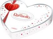 Bonboniéra Valentýnské pralinky Raffaello Ferrero