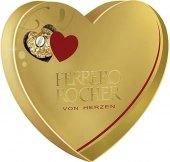 Bonboniéra Valentýnské pralinky Rocher Ferrero