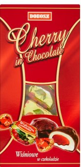 Bonboniéra Višně v čokoládě Dobosz
