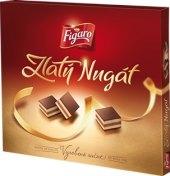 Bonboniéra Zlatý nugát Figaro