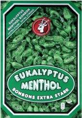 Bonbony eukalyptové Hirsch