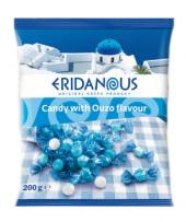 Bonbony s příchutí ouzo Eridanous