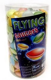 Bonbony Ufo Flying Saucers