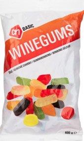 Bonbony želé Winegums Basic
