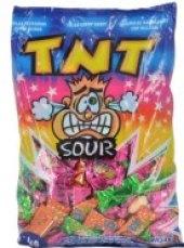 Bonbony žvýkací TNT Sour