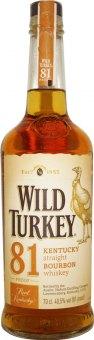 Bourbon 81 Wild Turkey